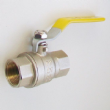 3/4 inch Female Iron Full Bore Gas / Water Lever Valve - 07000810